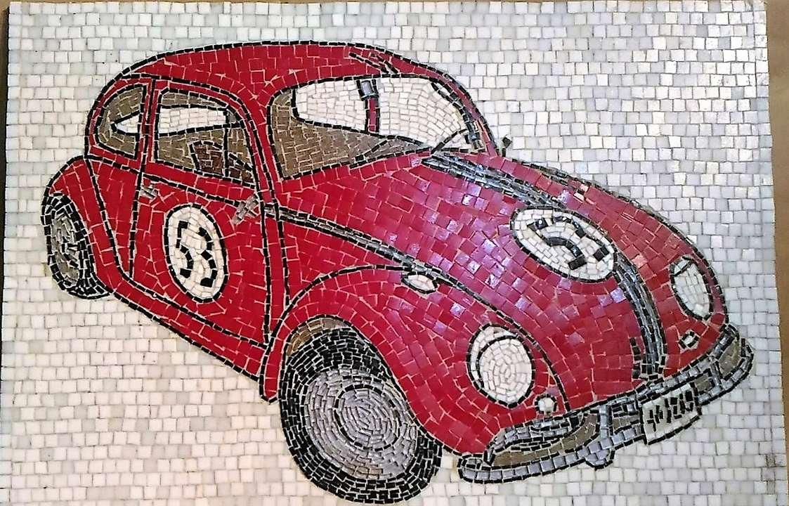mosaico artistico loghi fregi disegni personalizzati