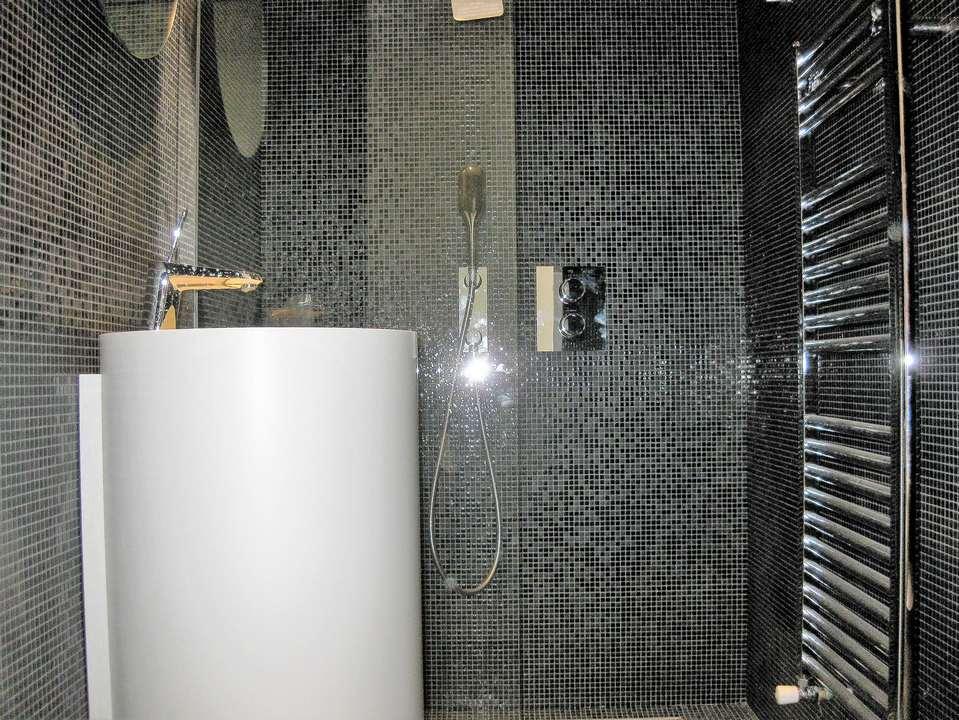 Bisazza decori cm blue vases mosaico bagno cucina doccia