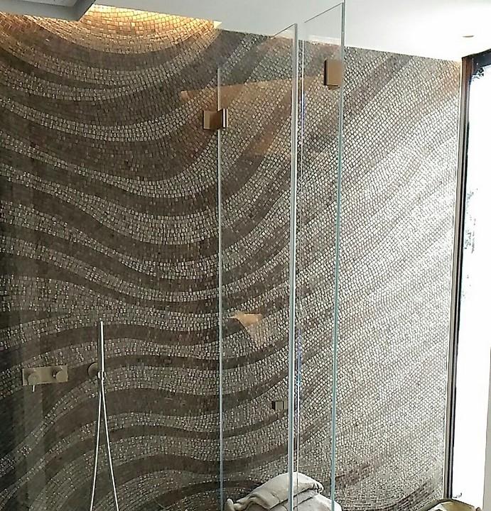 Bagni in mosaico Bisazza Trend Sicis - Atzori mosaici : Atzori mosaici