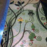 Decoro floreale Sicis