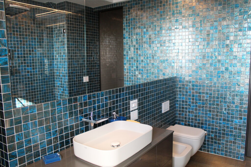 Bisazza mosaico collezzione 50x50