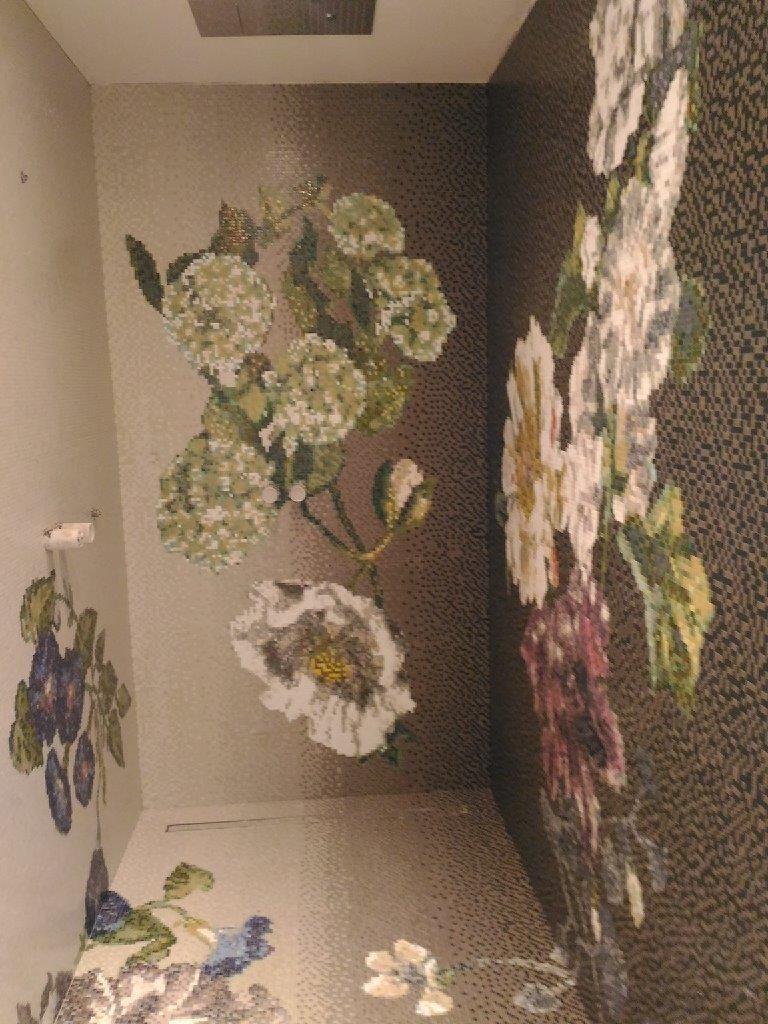 Bisazza mosaico decoro 10 Alexandria
