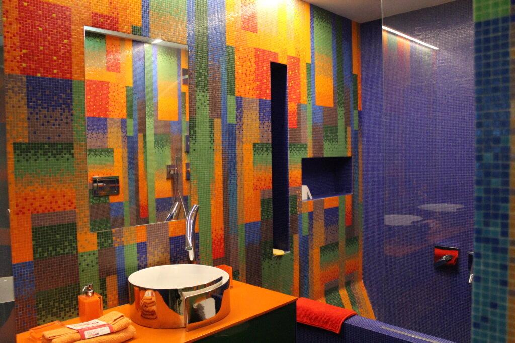 Mosaici decorativi per interni