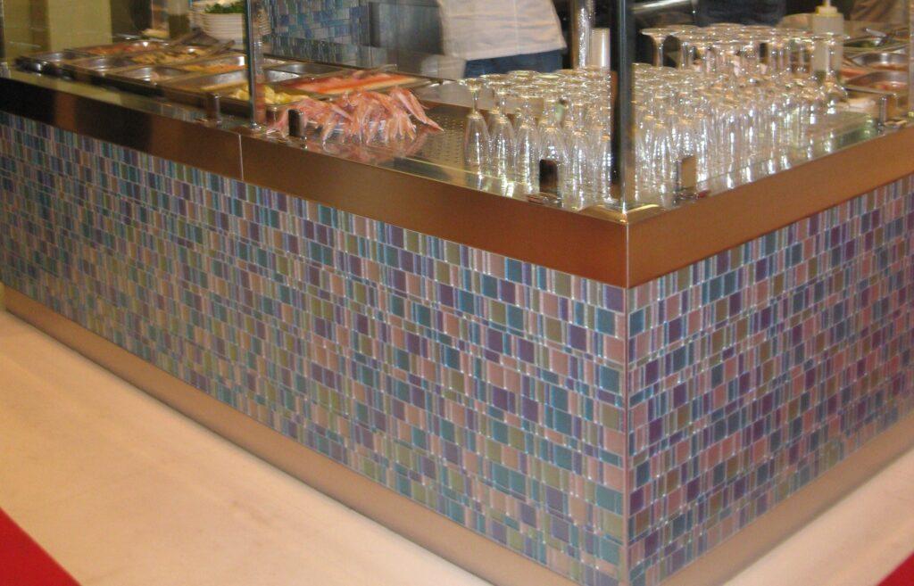 Trend mosaico