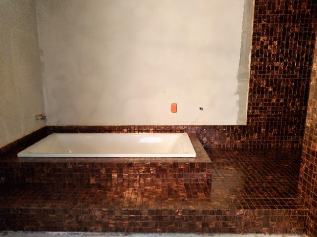 Bagno in mosaico Bisazza 50x50 mm
